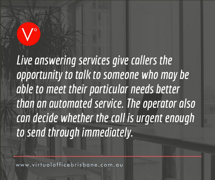 What is a Live Answering Service?