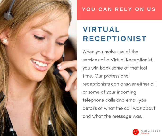 So Lets Take A Look At What Virtual Receptionist In Brisbane Is It Can Do For You And Why Hiring One Makes Total Sense